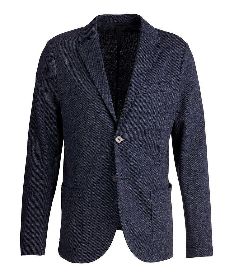 Wool-Cotton Twill Sports Jacket image 0