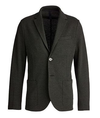 Harris Wharf London Unstructured Wool-Cotton Sports Jacket
