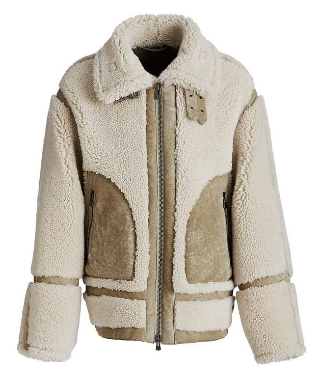 Rodriguez Shearling Jacket  picture 1