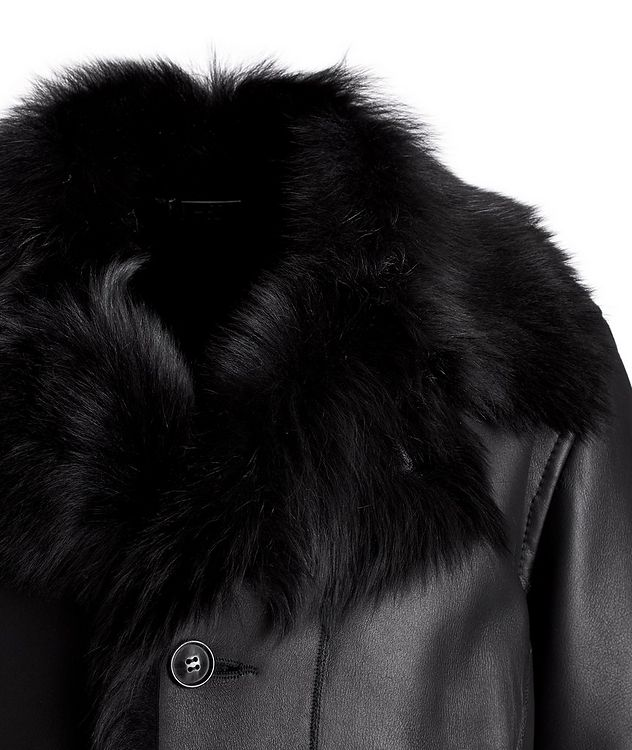 Shearling Coat picture 3