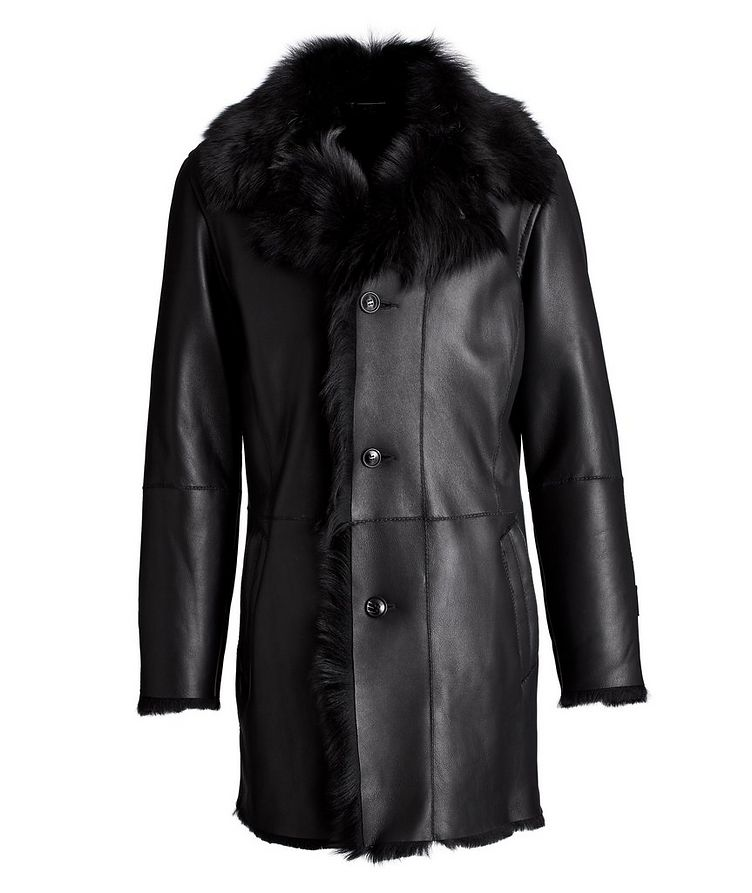 Shearling Coat image 0