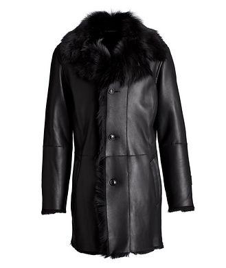HiSo Shearling Coat