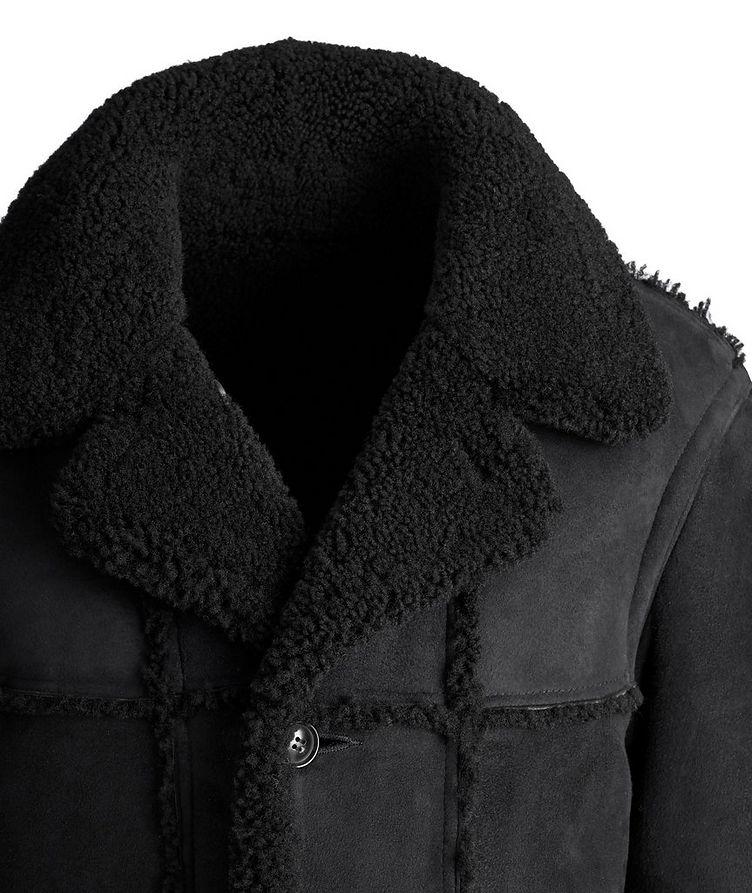 Lyle Reversible Shearling Jacket image 1