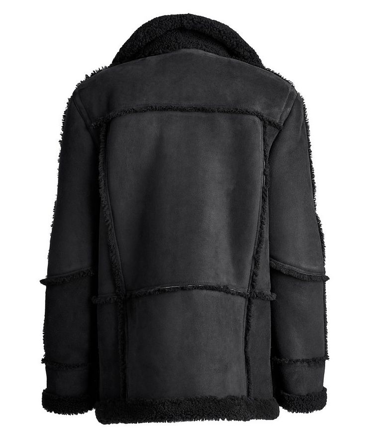 Lyle Reversible Shearling Jacket image 2