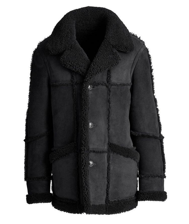 Lyle Reversible Shearling Jacket image 0