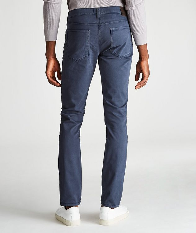 Lennox Slim-Fit Five-Pocket Jeans picture 2