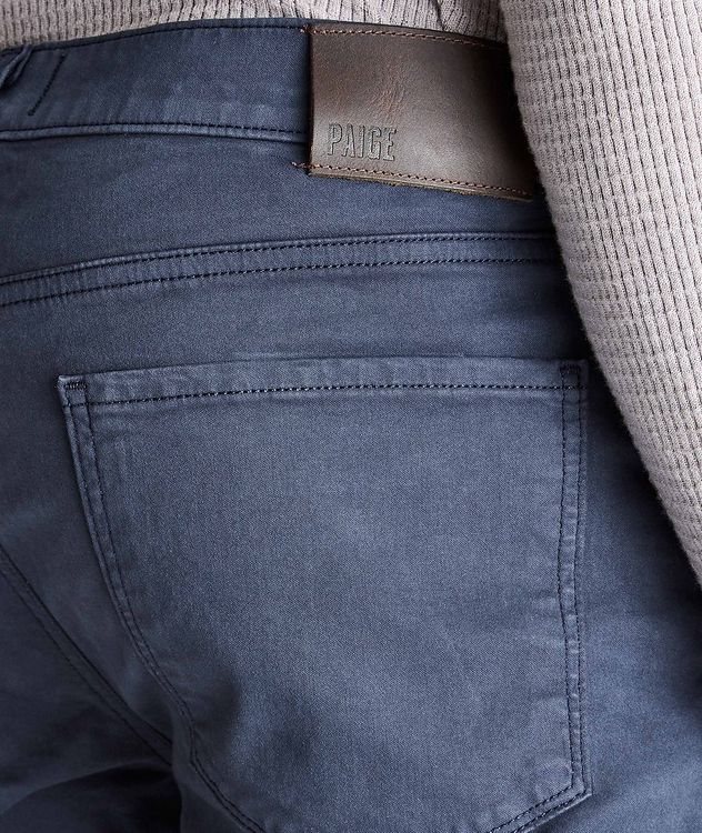 Lennox Slim-Fit Five-Pocket Jeans picture 3