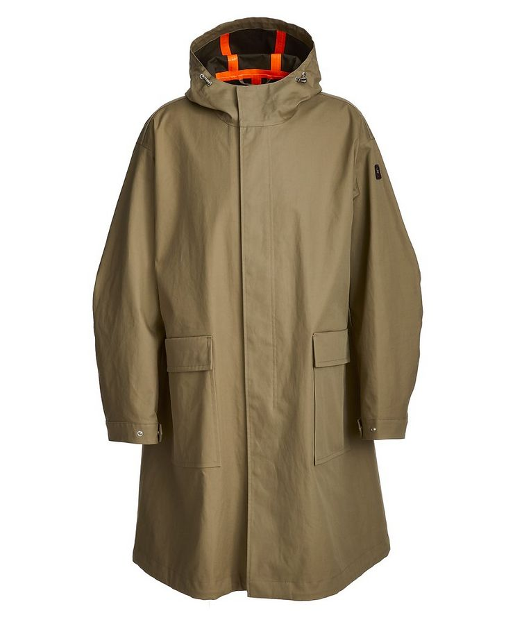 Nick Wooster Hooded Coat image 0