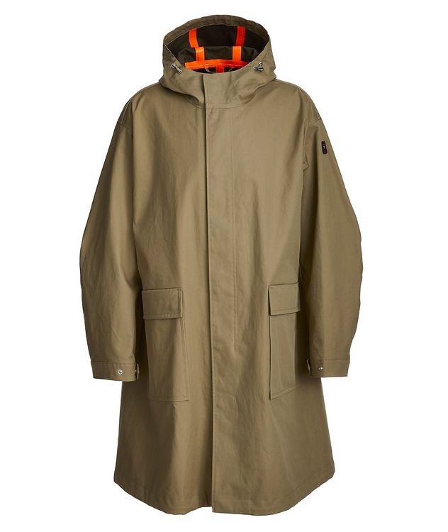 Nick Wooster Hooded Coat picture 1