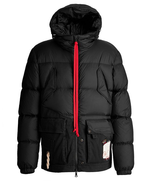 Greg Lauren Quilted Puffer Jacket picture 1
