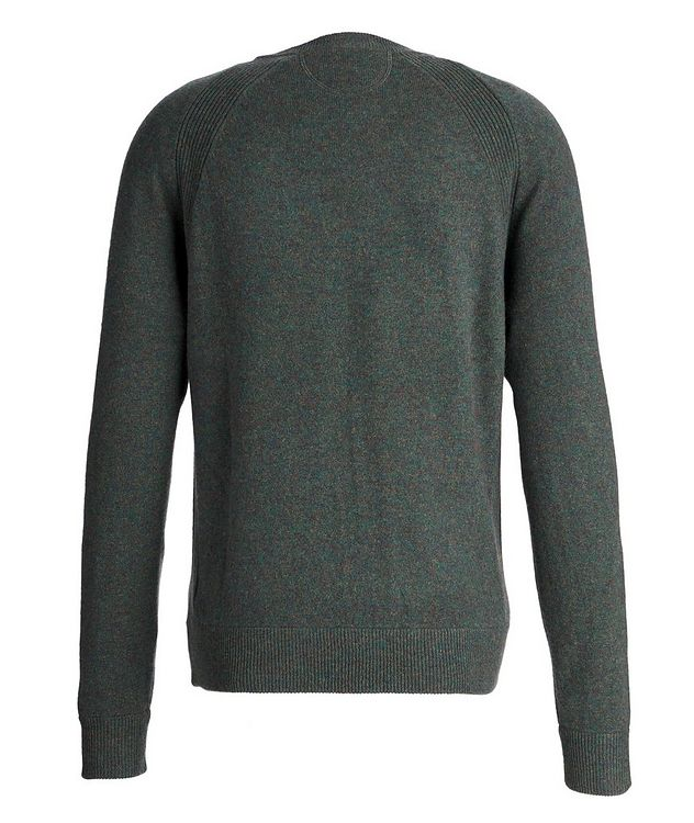 Raglan Cashmere Sweater picture 2