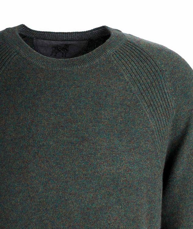 Raglan Cashmere Sweater picture 3
