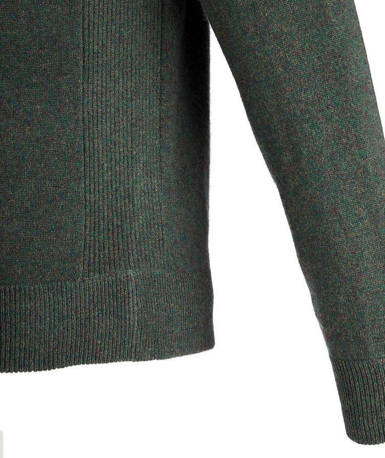 Raglan Cashmere Sweater image 3