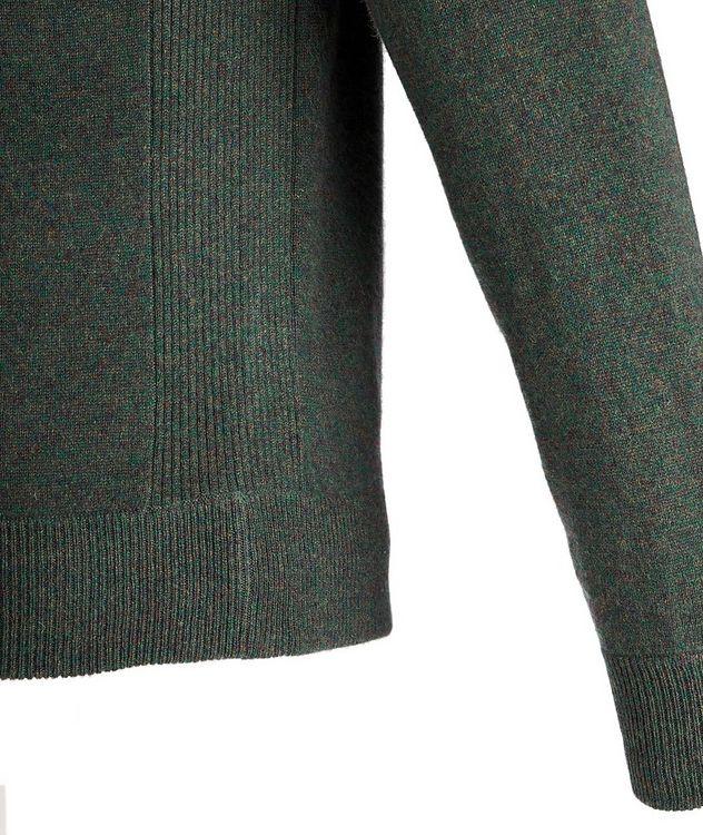 Raglan Cashmere Sweater picture 4