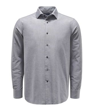 0 4 6 5 1 / A TRIP IN A BAG Oxford Cotton Shirt