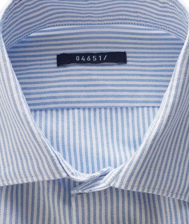 Striped Oxford Cotton Shirt picture 2
