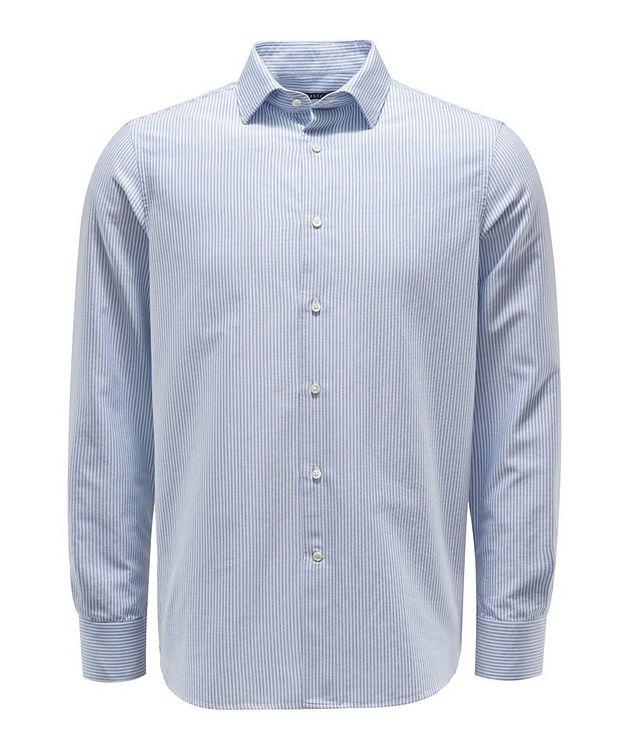 Striped Oxford Cotton Shirt picture 1