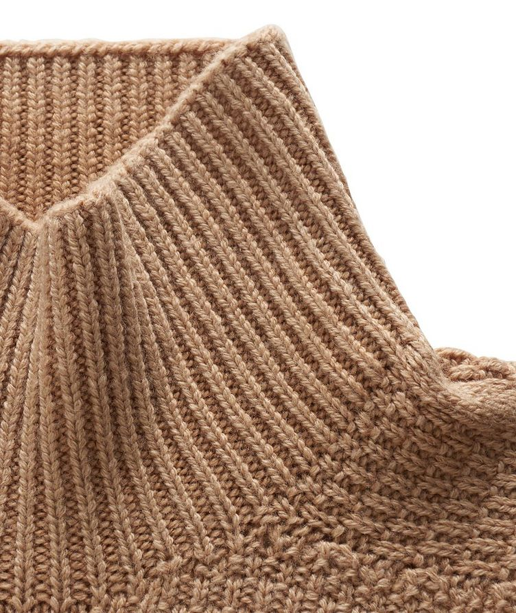 Virgin Wool Turtleneck image 1
