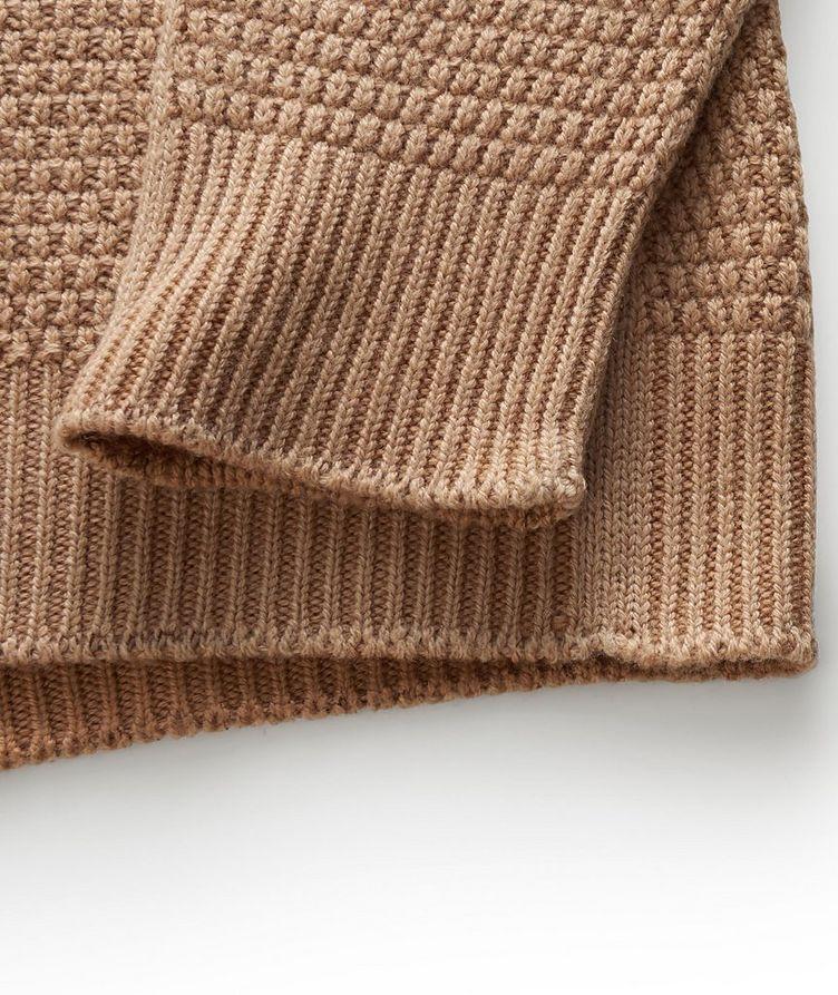 Virgin Wool Turtleneck image 2