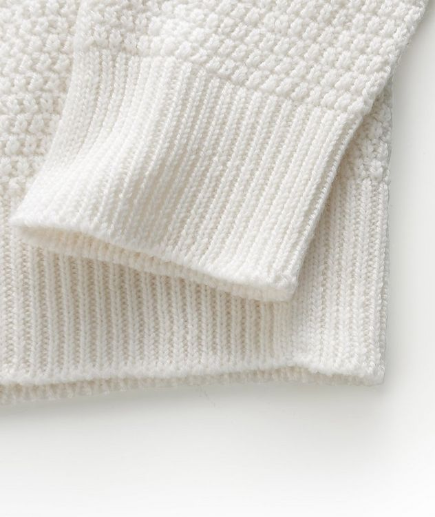 Virgin Wool Turtleneck picture 3