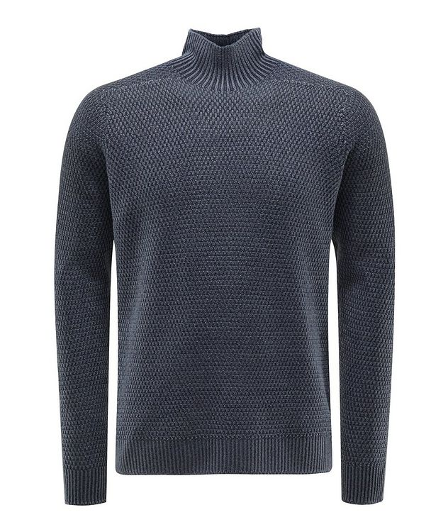 Wool Knit Turtleneck picture 1