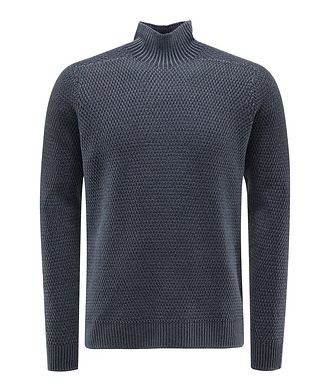 0 4 6 5 1 / A TRIP IN A BAG Wool Knit Turtleneck