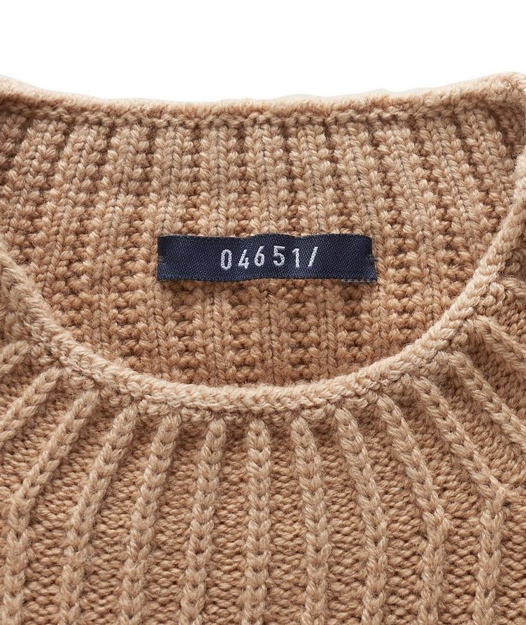 Mélange Wool Sweater image 1