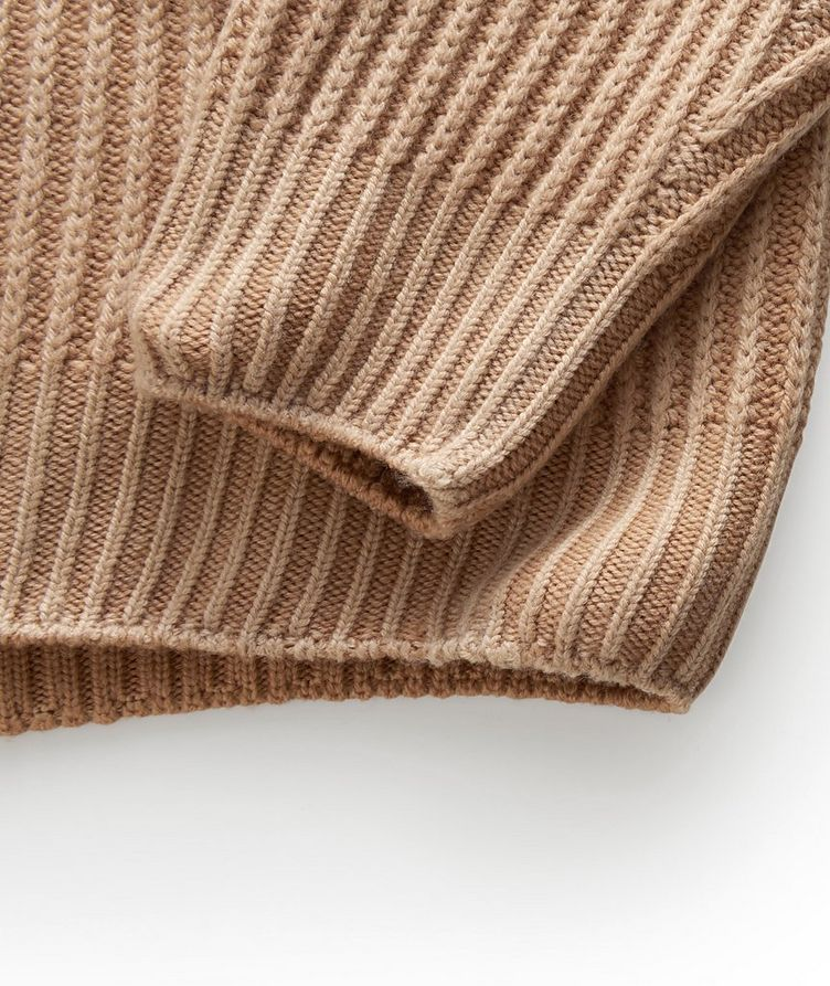Mélange Wool Sweater image 2
