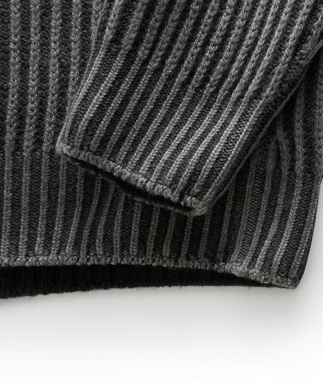 Mélange Wool Sweater picture 3