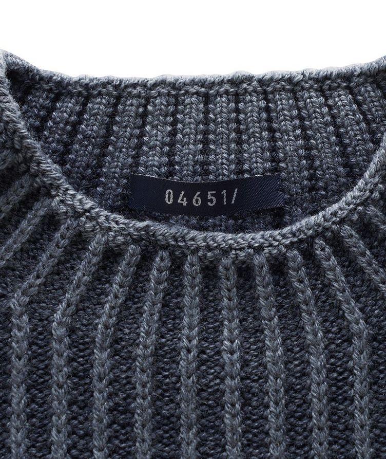 Mélange Wool Sweater image 1