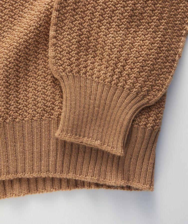 Half-Zip Merino Sweater image 2