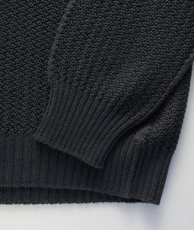 Half-Zip Merino Sweater picture 3