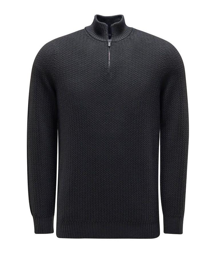 Half-Zip Merino Sweater image 0