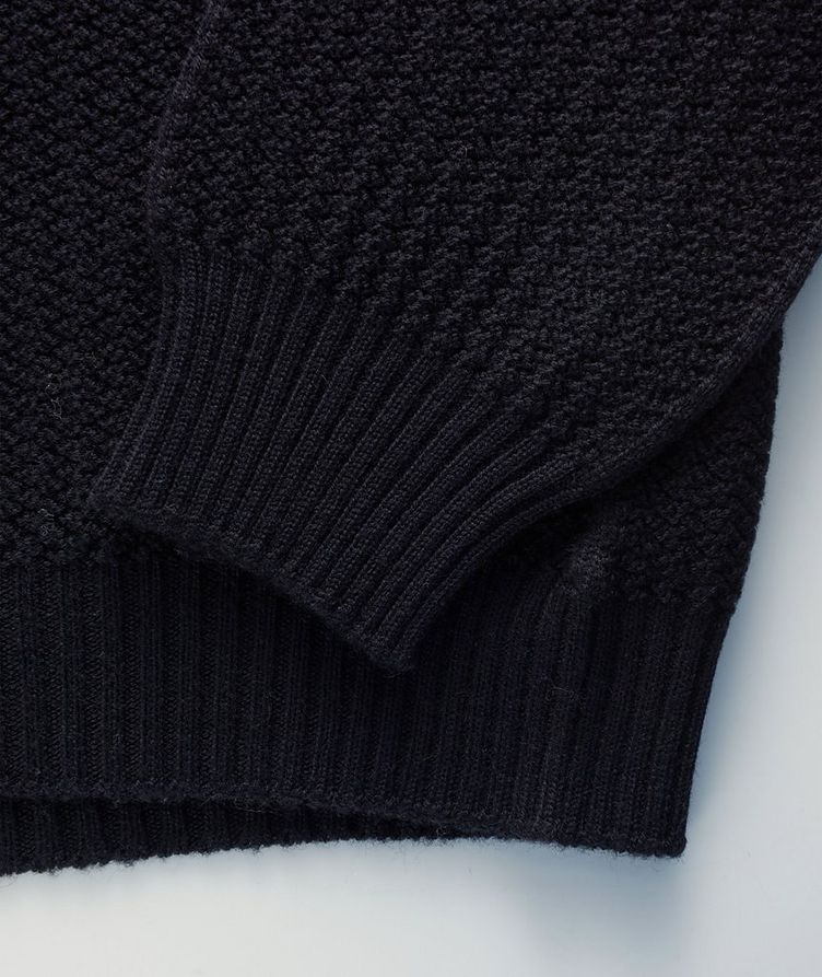 Half-Zip Merino Sweater image 2