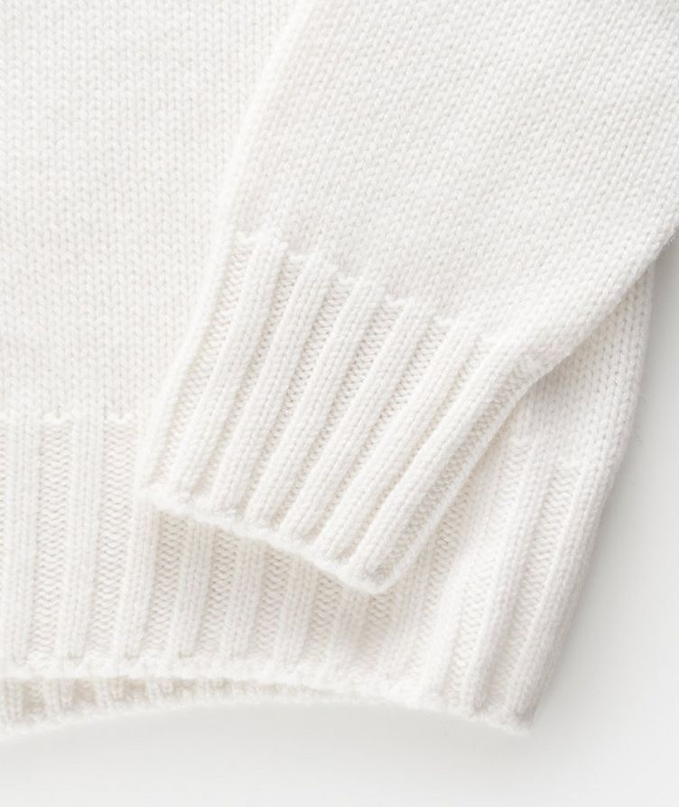 Knitted Roll-Neck Sweater image 2
