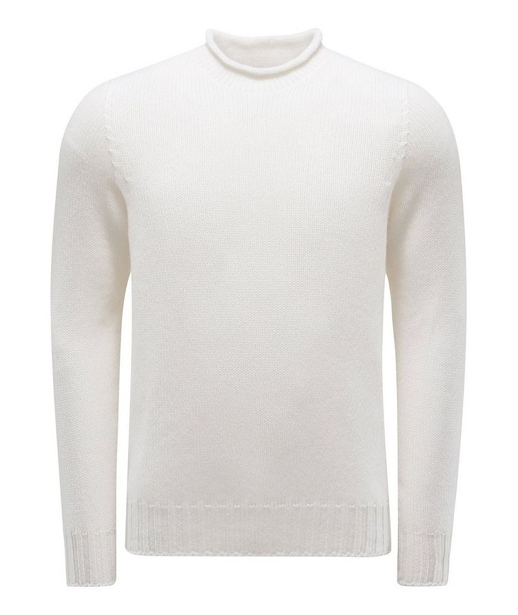 Knitted Roll-Neck Sweater image 0