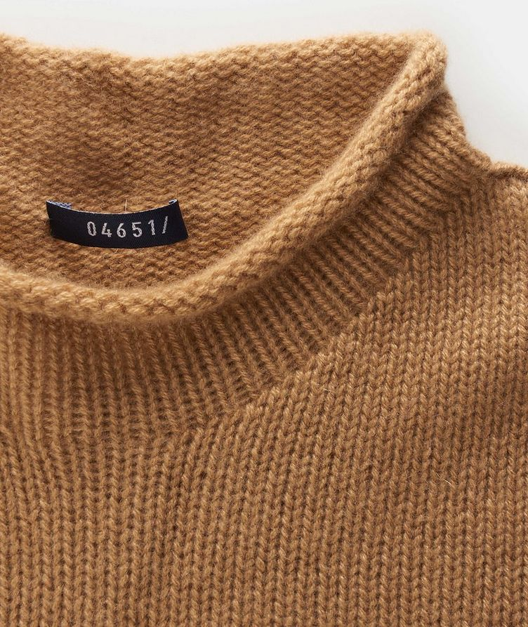 Knitted Roll-Neck Sweater image 1