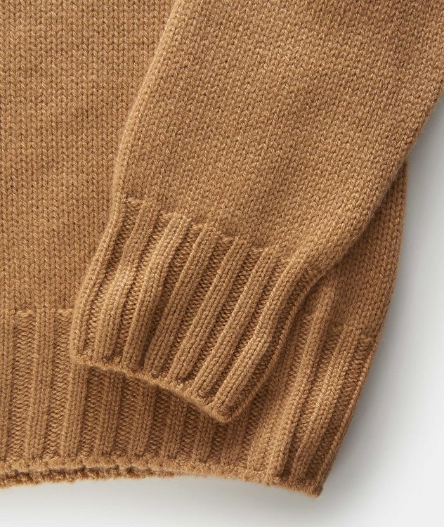 Knitted Roll-Neck Sweater picture 3