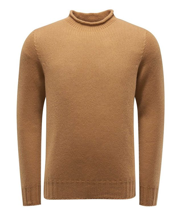Knitted Roll-Neck Sweater picture 1