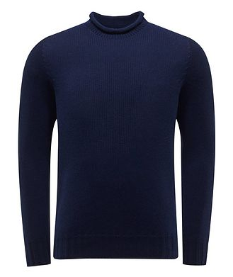 0 4 6 5 1 / A TRIP IN A BAG Knitted Roll-Neck Sweater