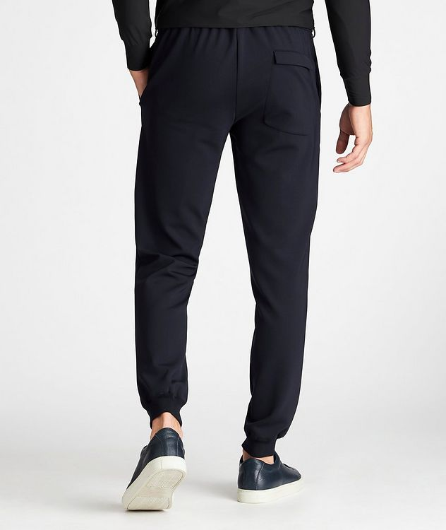 Drawstring Technical-Stretch Joggers picture 3