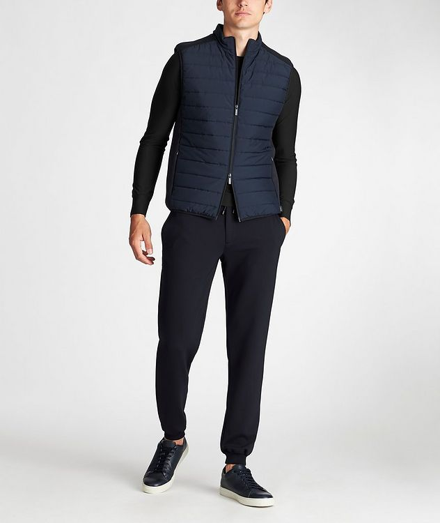 Drawstring Technical-Stretch Joggers picture 5