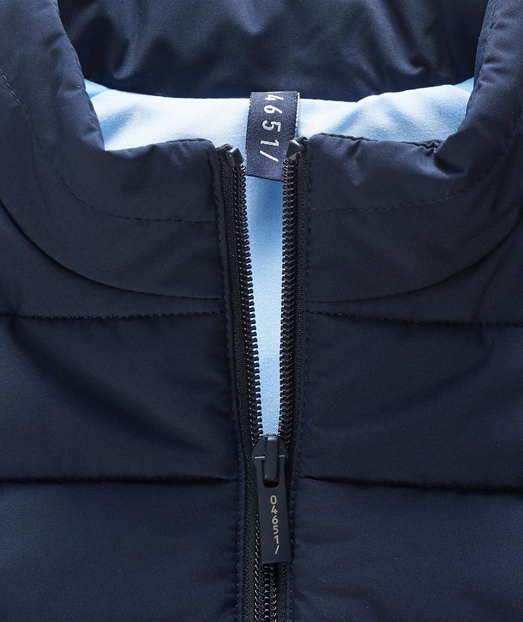 Quilted Puffer Vest image 1