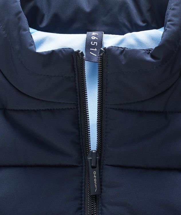 Quilted Puffer Vest picture 2