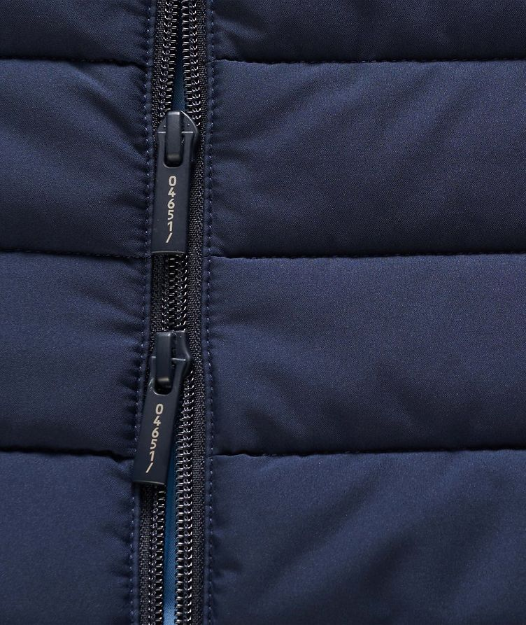 Quilted Puffer Vest image 2