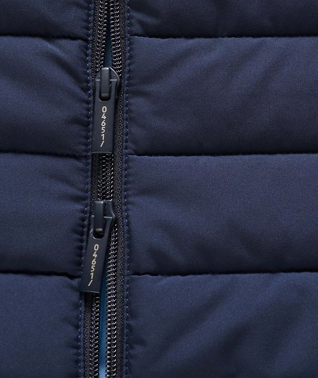 Quilted Puffer Vest picture 3