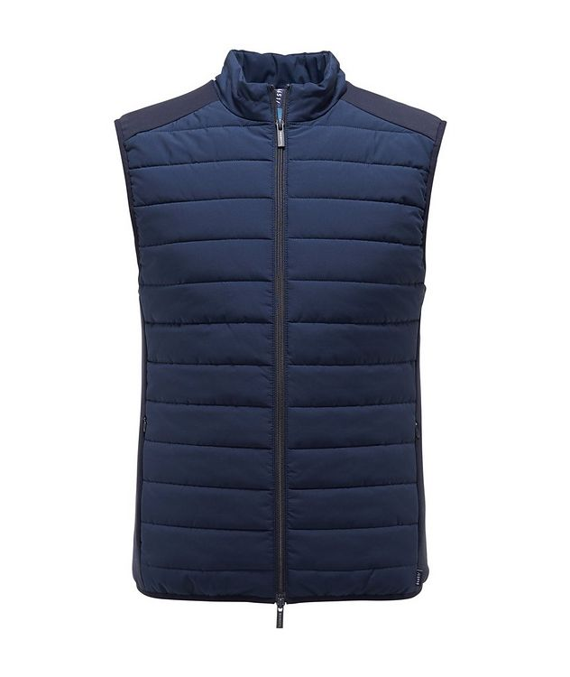 Quilted Puffer Vest picture 1