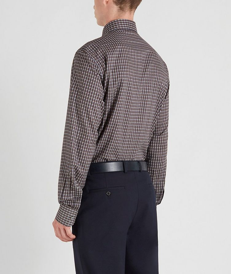 Houndstooth Cotton Sports Shirt image 2