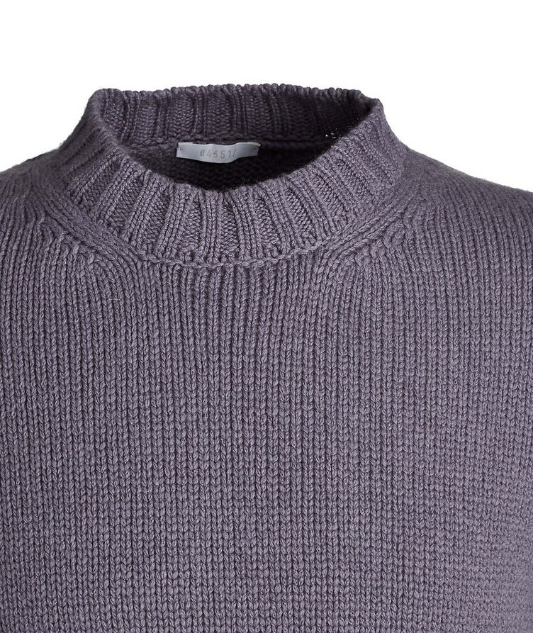 Cashmere Knit Sweater image 1