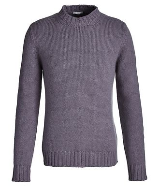 0 4 6 5 1 / A TRIP IN A BAG Cashmere Knit Sweater